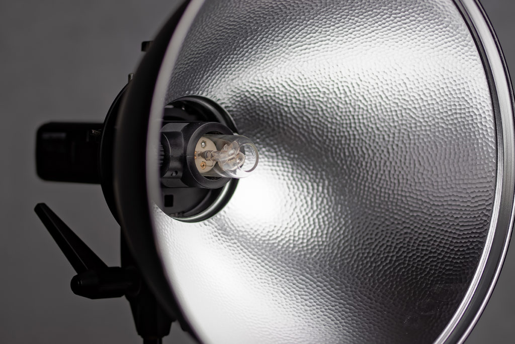 inside view of large reflector