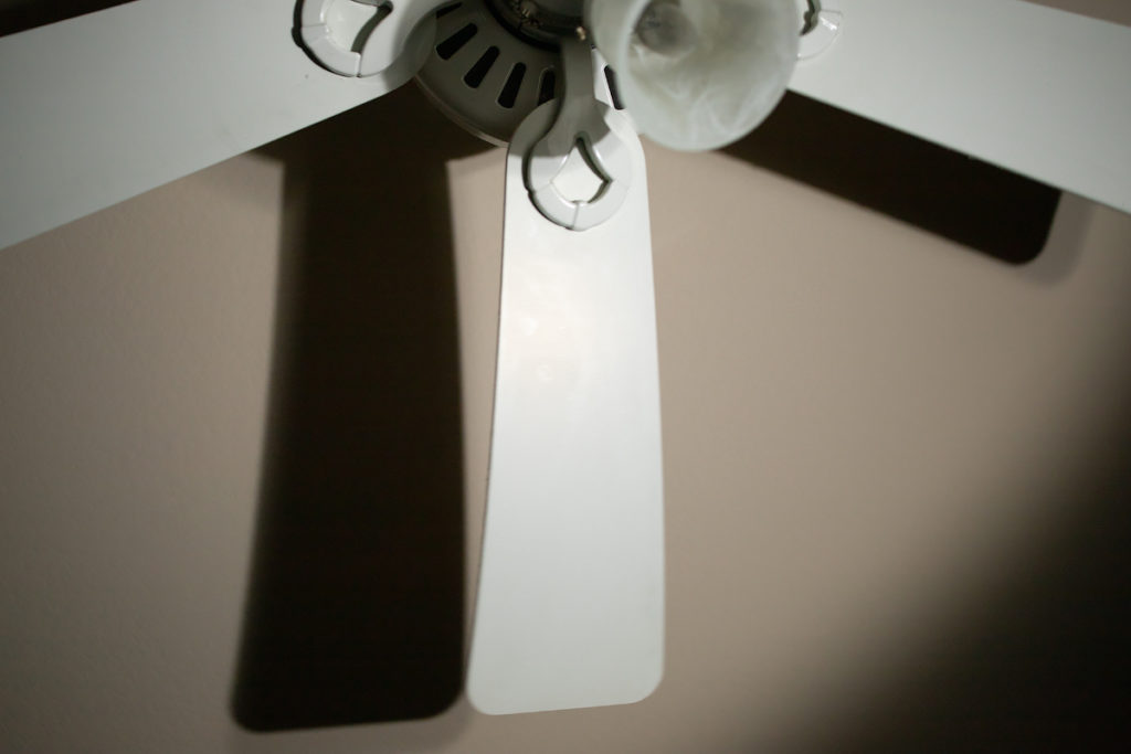 example of rolling shutter