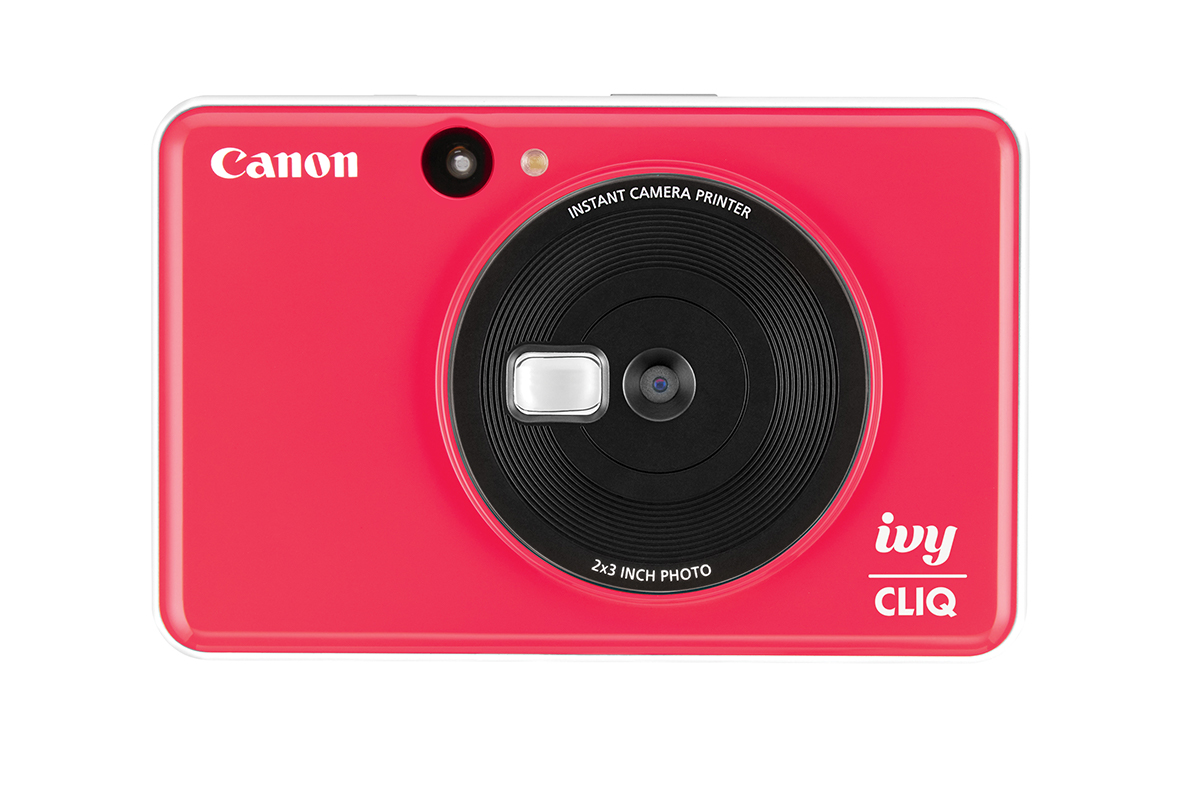 Canon Ivy Cliq Point And Shoot Camera