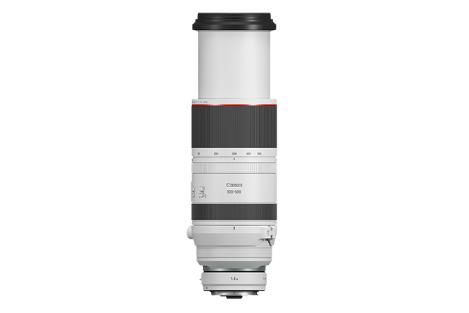Canon RF 100-500mm L IS USM f/4.5-7.1?