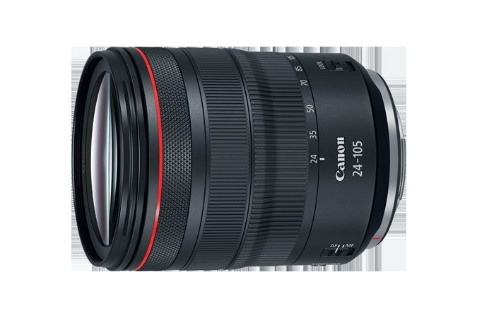RF mount lens 24-105mm