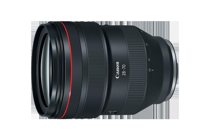 RF mount lens 28-70mm